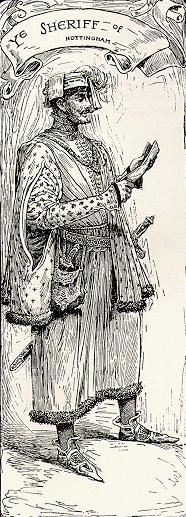 Sheriffen av Nottingham